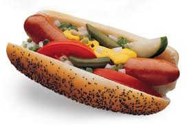 hot dog chicago