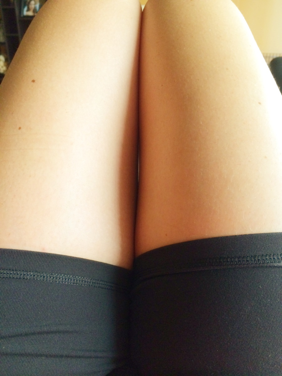 A Letter To My Thighs