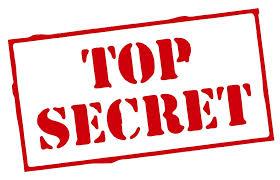 secret's out